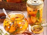 Honig-Chili-Kürbis Rezept