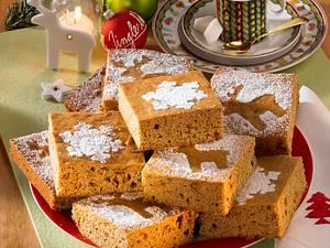 Honigkuchen vom Blech Rezept