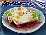 Hühnerpastete mit Pistazien und getrockneten Aprikosen Rezept