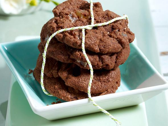 Ingwer-Cookies Rezept