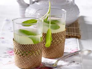 Ingwer-Salbei-Tee Rezept