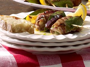 Involtini di vitello Rezept