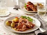 Involtini mit Rosmarinkartoffeln Rezept