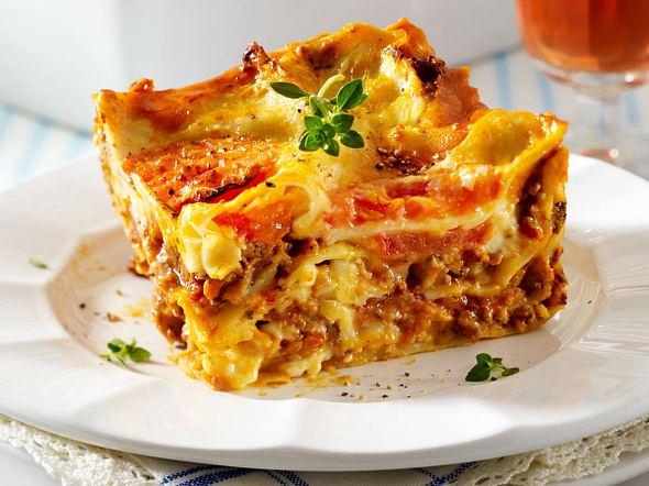 Italienische Lasagne Rezept