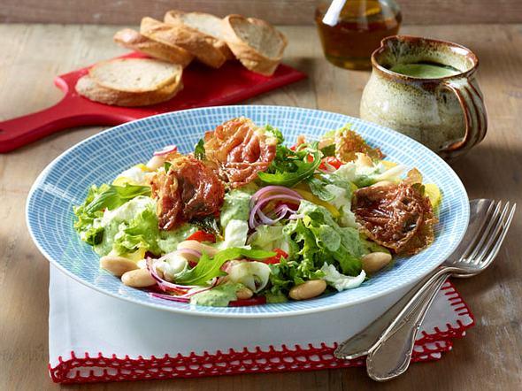 Italienischer Sommersalat Rezept