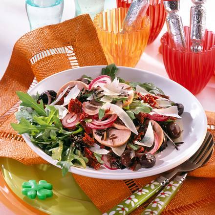 Italienischer Wurstsalat Rezept