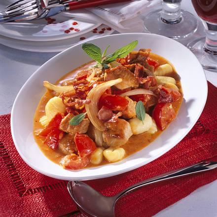 Italienisches Gulasch Rezept