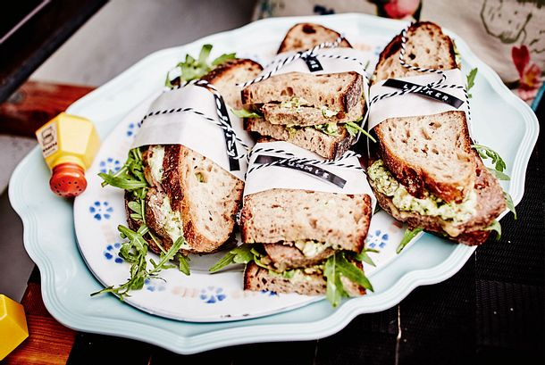 Hack-Sandwiches