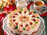 Joghurt-Amaretti-Torte Rezept