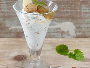 Joghurt-Dessert Apfel-Zimt Rezept
