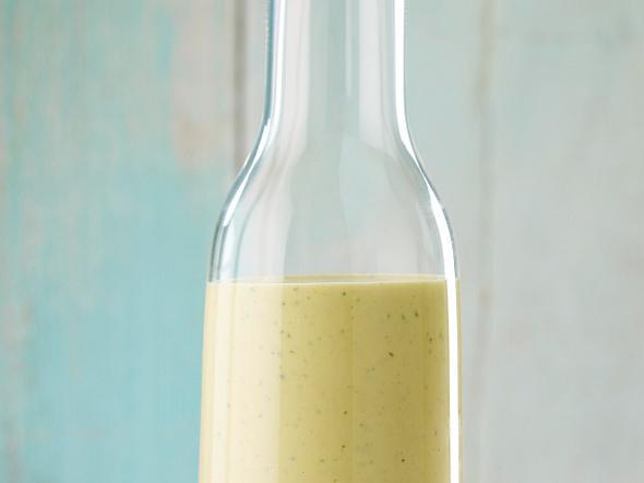 Joghurt-Dressing mit Senf, Eiern und Kresse (vier mal anders) Rezept