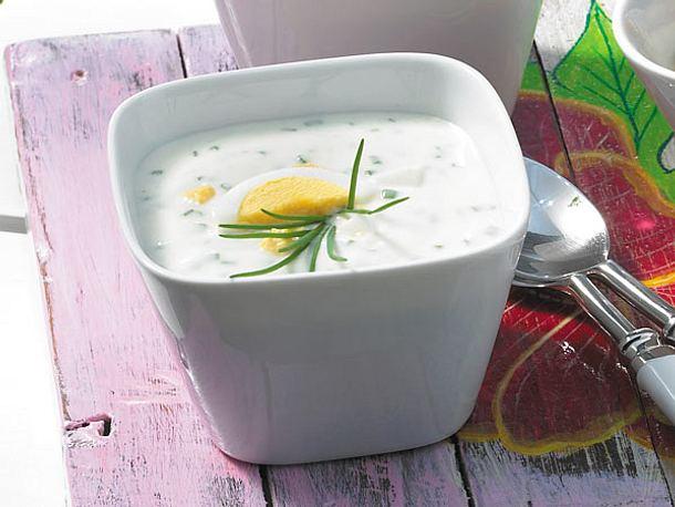 Joghurt-Remouladen-Dip Rezept