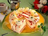 Joghurt-Zitronencreme-Torte Rezept