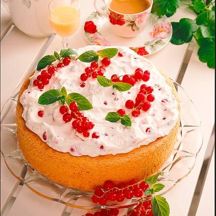 Johannisbeer-Eierlikör-Torte Rezept