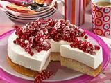 Johannisbeer-Limetten-Joghurt Torte Rezept