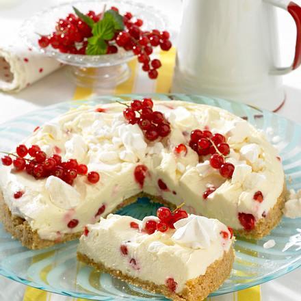 Johannisbeer-Mascarpone-Torte Rezept