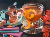 Johannisbeer-Orangen-Punsch Rezept