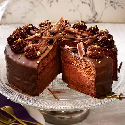 Jubiläums-Torte Rezept