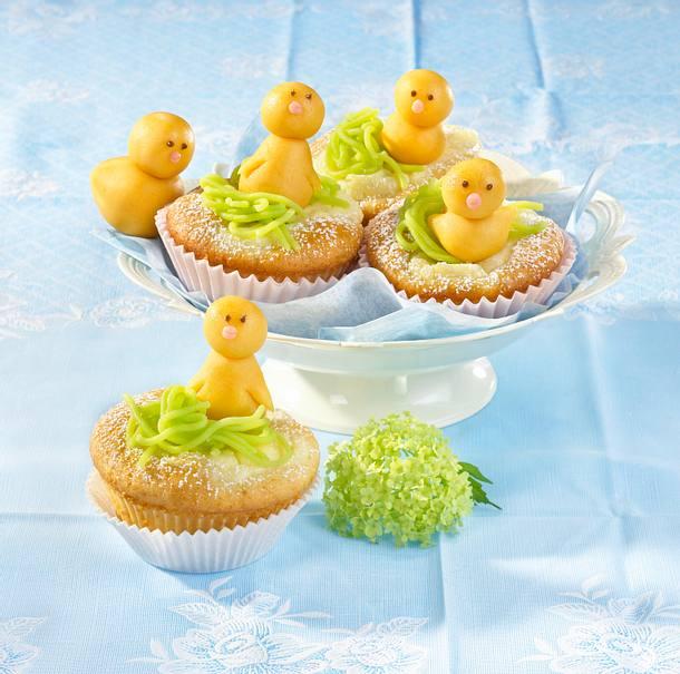 Käse-Kuchen-Muffins Rezept