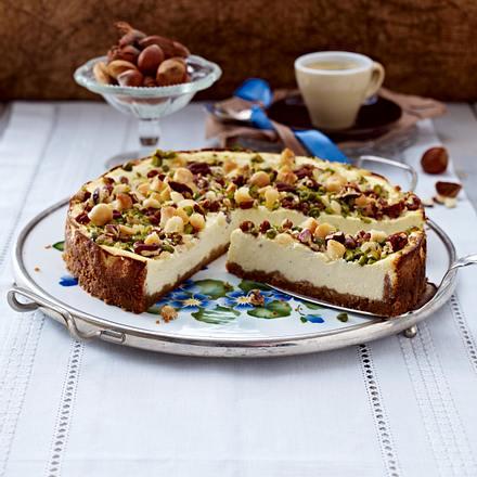 Käse-Nuss-Kuchen Rezept