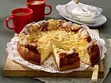 Käse-Streuselkuchen Rezept