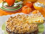 Käsekuchen mit Streuseln Rezept