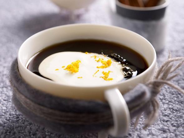 Kaffee Nordkap Rezept