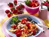 Kaiserschmarrn mit Erdbeeren Rezept