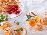 Kaiserschmarrn mit Kirschsoße Rezept