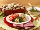Kanarische Kartoffeln mit grüner Mojo Rezept