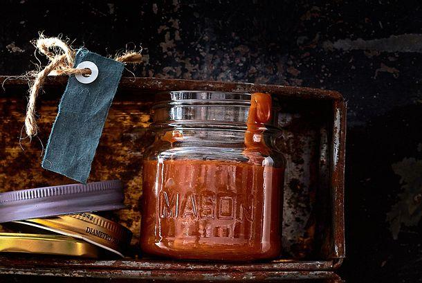 Karamell-Erdnusscreme Rezept