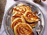Karamell-Pfannkuchen Rezept