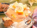 Karamellpudding mit Apfel Rezept