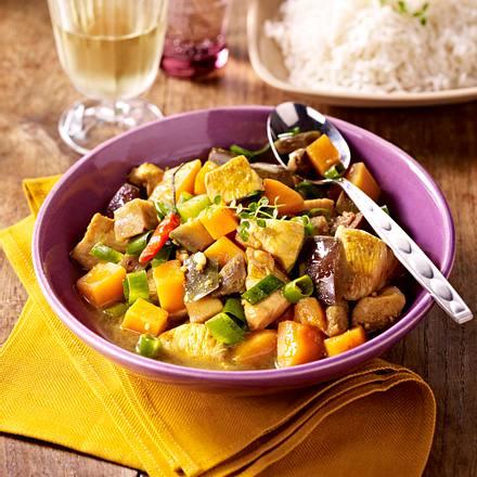 Karibisches Hähnchen-Curry Rezept