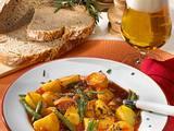 Kartoffel-Bohnen-Gulasch Rezept
