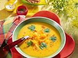 Kartoffel-Curry-Suppe (Diabetiker) Rezept