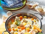 Kartoffel-Fisch-Gulasch Rezept
