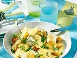 Kartoffel-Fischpfanne Rezept