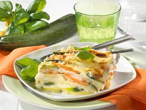 Kartoffel-Gemüseauflauf Rezept