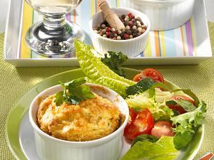 Kartoffel-Käse-Souffle Rezept