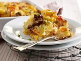 Kartoffel-Lasagne mit Mett Rezept