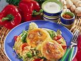 Kartoffel-Pilz-Plätzchen Rezept