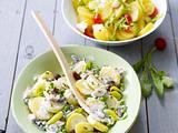 Kartoffel-Radieschen-Salat (Frau) Rezept