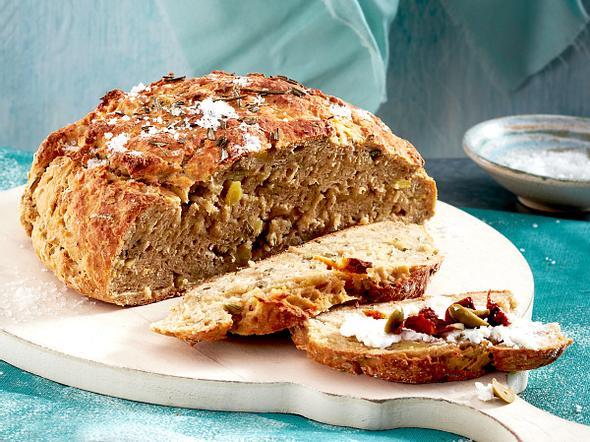 Kartoffel-Rosmarin-Brot Rezept