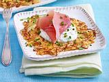 Kartoffel-Sauerkraut-Puffer Rezept