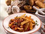 Kartoffel-Sticks mit Bolognese Rezept