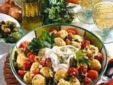Kartoffel-Tomaten-Salat mit Pesto-Vinaigrette Rezept
