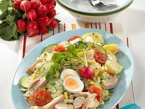Kartoffel-Wurst-Salat Rezept