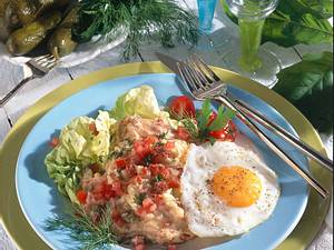 Kartoffel-Zwiebel-Fleisch Rezept