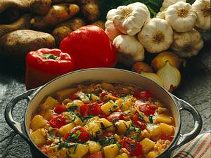 Kartoffelgulasch Rezept